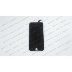 Модуль матрица + тачскрин для Apple iPhone 6 Plus, black, high copy