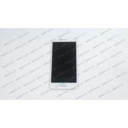 Модуль матрица + тачскрин для HTC Desire 728G, Desire 728G Dual Sim, white