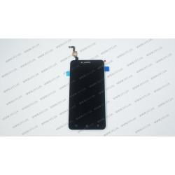 Модуль матрица + тачскрин для Lenovo Vibe K5, black