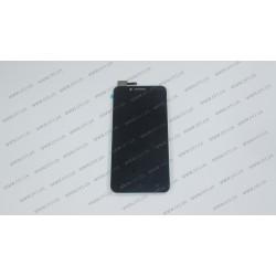Модуль матрица + тачскрин для Lenovo Vibe C (A2020), black