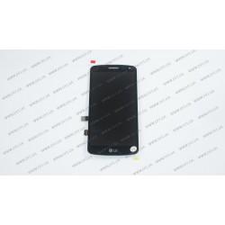 Модуль матрица + тачскрин для LG K5 X220ds, black