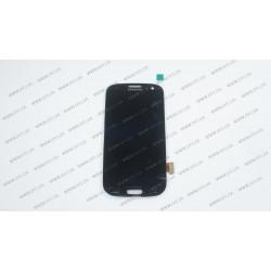 Модуль матрица+тачскрин  для Samsung Galaxy S3 (I9300i), black