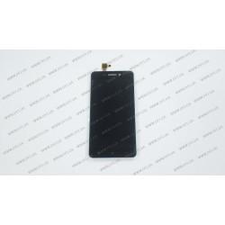 Модуль матрица+тачскрин для Lenovo S60 Laser, black