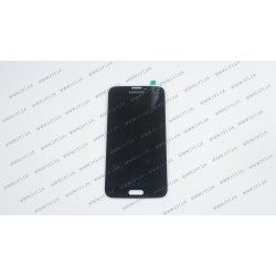 Модуль матрица + тачскрин  для Samsung Galaxy S5 Duos (G900A, G900F, G900H, G900i, G900T), black (TFT)