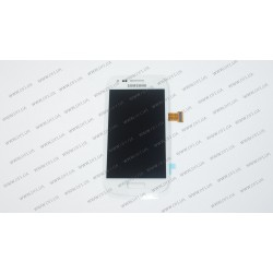 Модуль матрица+тачскрин  для Samsung Galaxy S III mini (I8190), white