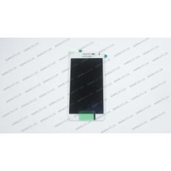Модуль матрица + тачскрин  для Samsung Galaxy A5 (A500F, A500FU, A500H), white (TFT)