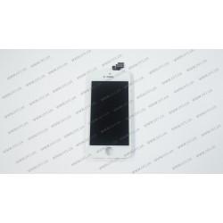 Модуль матрица + тачскрин для Apple iPhone 5, white