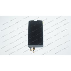 Модуль матрица + тачскрин для LG L Bello Dual (D335), black