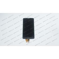 Модуль матрица + тачскрин  для LG G3 Stylus (D690), black