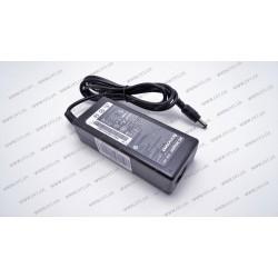 Блок питания для ноутбука Lenovo 19V, 3.42A, 65W, 5.5*2.5мм, 3 hole, прямой разъём, black (без кабеля!)