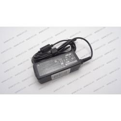 Оригинальный блок питания для нетбука ASUS 19V, 1.58A, 30W, 2.3*0.7mm, black, L-образный разъём (без кабеля)