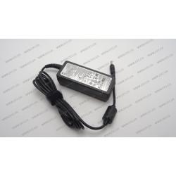 Оригинальный блок питания для ноутбука Samsung 19V, 2.1A, 40W, 3.0*0.8mm, Black, прямой разъём (Samsung Ultrabook Series 5, Chromebook Series 9) (AD4019P) (BA44-00279A)