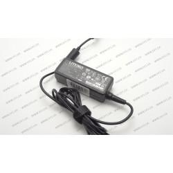 Оригинальный блок питания для ноутбука ACER 19V, 2.15A, 40W, 5.5*1.7мм, black, L-образный разъём (без кабеля!)