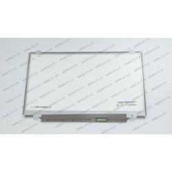 Матрица 14.0 LP140WD2-TLD2 (1600*900, 40pin, LED, SLIM (вертикальные ушки), глянец, разъем справа внизу) для ноутбука