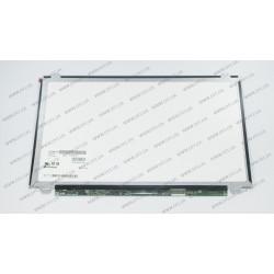 Матрица 15.6 LP156WHB-TPC1 (1366*768, 30pin(eDP), LED, SLIM(вертикальные ушки), глянец, разъем справа внизу) для ноутбука