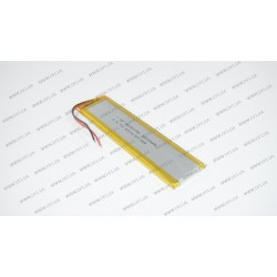 Батарея для планшета HJ 4632130 3.7V 3500mAh (4.6mm*32mm*130mm)