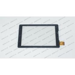 Тачскрин (сенсорное стекло) для Prestigio MultiPad PMT3777 3G, PB70A2616, 7, размер 181x111мм, 30 pin, черный