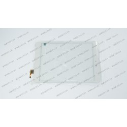 Тачскрин (сенсорное стекло) 80701-0C4541J, 7,9, внешний размер 195х131 мм, рабочий размер 161х121 мм, 6 pin, белый