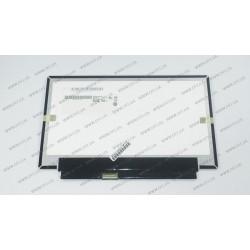 Матрица 11.6 B116XAN02.2 (1366*768, 30pin(eDP), LED, SLIM(без планок и ушек), глянец, разъем слева внизу) для ноутбука