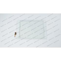 Тачскрин (сенсорное стекло) 80701-0С4541J, 7,85, внешний размер 199*131 мм, 6 pin, белый