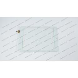 Тачскрин (сенсорное стекло) 781070-GG-CT362, 7,85, внешний размер 193*133 мм, 6 pin, белый