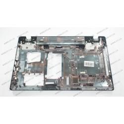 Нижняя крышка для ноутбука Lenovo (Z580, Z585), black, с HDMI