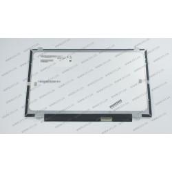 Матрица 14.0 B140XTK01.0 touch (1366*768, 40pin(eDP), LED, SLIM(вертикальные ушки), глянец, разъем справа внизу) для ноутбука