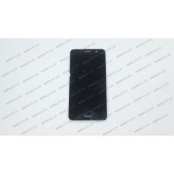 Модуль матрица+тачскрин для Huawei Y6 Pro/ Enjoy 5, black