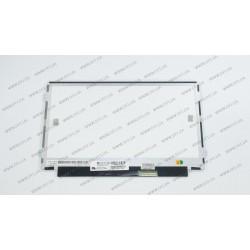 Матрица 10.1 LP101WH2-TLA2 (1366*768, 40pin, LED, SLIM(горизонтальные ушки), матовая,  разъем справа внизу, W=235) для ноутбука