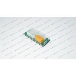Синхронизатор БП ADD2PSU под Molex 4pin (запуск 2 x БП, майнинг)