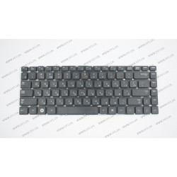 Клавиатура для ноутбука SAMSUNG (QX410, QX411, QX412, QX430) rus, black