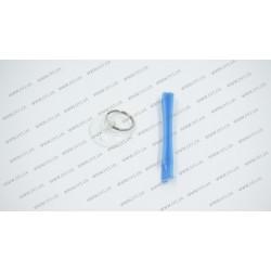 Комплект пластиковой лопатки для разборки корпусов + присоска для снятия тачскринов