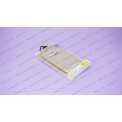 Чехол REMAX Защитный , алюминиевый , для iPhone 6 / 6s , золотой