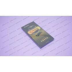 Защитное стекло REMAX Full Cover Protection , мгновенная установка , прозрачное 0.20мм , для iphone 6 Plus / 6s Plus , черное