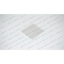 Термопрокладка силиконовая (100*100*0.50mm, 3.0 w/m-K) для ноутбуков
