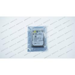 Жесткий диск 2.5 WD 320Gb, 5400rpm, для ноутбука, 8Mb caсhe, SATA-II, высота - 9.5mm (WD3200BVVT)