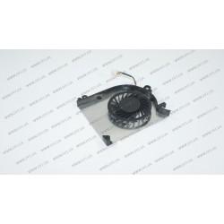Вентилятор для ноутбука MSI GS60 (GPU FAN) 0.55A 5VDC 3PIN (PAAD06015SL N293)(Кулер)