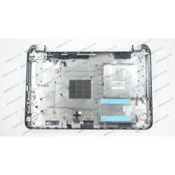 Нижняя крышка для ноутбука HP (Pavilion: 15-G, 15-R), black (with VGA)