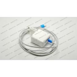 Оригинальный блок питания для ноутбука APPLE USB-C 29W (14.5V/2A, 5V/2A), Type-C, USB3.1, White (с кабелем!) (A1534. A1540)
