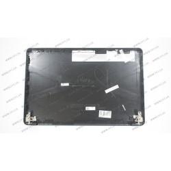 Крышка дисплея  для ноутбука ASUS (X541 series), silver  (ОРИГИНАЛ С ПЕТЛЯМИ !)