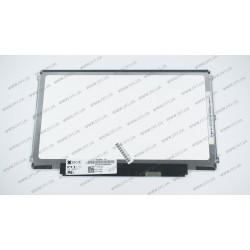 Матрица 12.5 HB125WX1-201 (1366*768, 30pin(eDP), LED, SLIM (горизонтальные ушки), матовая, разъем справа внизу) для ноутбука