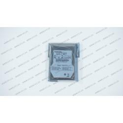 Жесткий диск 2.5 Toshiba 320Gb, 5400rpm, 8mb cache, SATA-II, высота - 9.5mm (MK3276GSX)