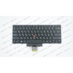 Клавиатура для ноутбука LENOVO (Edge 13, E30, E31) rus, black