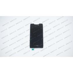 Модуль матрица + тачскрин  для Motorola XT910 RAZR ,black