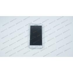 Модуль матрица+тачскрин для Lenovo A536, white