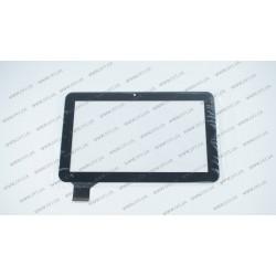 Тачскрин (сенсорное стекло) C160259A1-DRFPC160T-V1.0, 10,1, внешний размер 259*160 мм, рабочий размер 224*127 мм, 52 pin, черный