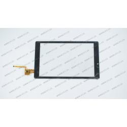 Тачскрин (сенсорное стекло) 04-0800-0977-V2, 7,85, размер 204x122 мм, 6 pin, черный