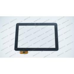 Тачскрин (сенсорное стекло) ACE-CG10.1A-223, 10,1, внешний размер 253x171 мм, 8 pin, черный
