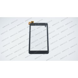 Тачскрин (сенсорное стекло) 070653R01-V2, 7, внешний размер 189*109 мм, 10 pin, черный
