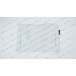 УЦЕНКА! ЦАРАПИНА НА РАМКЕ.Тачскрин (сенсорное стекло) для Onda V919 3G, RS10F490-V1.2, 9,7, внешний размер 236*166мм, рабочий размер 196*147мм, 60 pin, белый